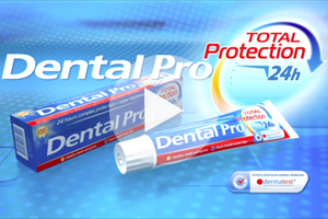 Rubella Dental Pro Total Protection 24h