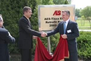 AES Ground Breaking
